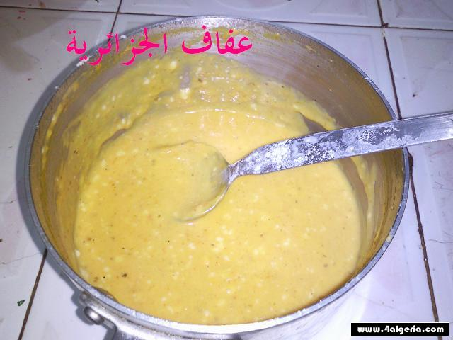 الـــــــدرس الـــسادس لدورة اللمة الجزائرية لتعليم فنون الطبخ do.php?img=2413