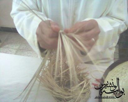 الدوم حرفة ابداعية تقليدية