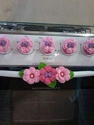 تزين المطبخ بالكروشي - منتديات حواء الجزائر