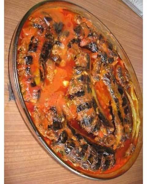كفتة الباذنجان مع صلصة الطماطم  ◆◆◆  ♨ do.php?img=97860